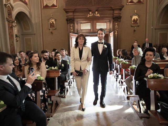 Il matrimonio di Andrea e Sonia a Concesio, Brescia 69