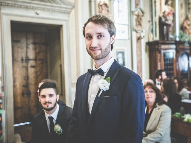 Il matrimonio di Andrea e Sonia a Concesio, Brescia 34