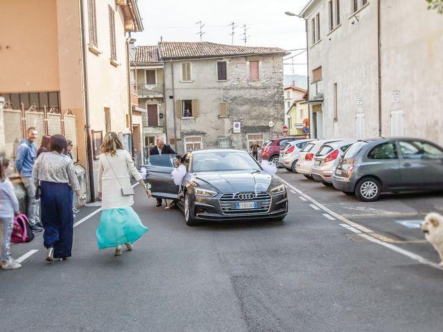 Il matrimonio di Andrea e Sonia a Concesio, Brescia 36