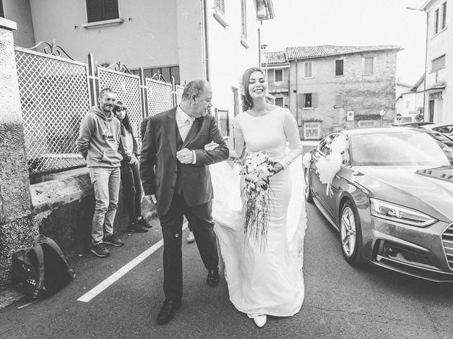 Il matrimonio di Andrea e Sonia a Concesio, Brescia 71