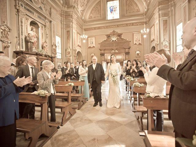 Il matrimonio di Andrea e Sonia a Concesio, Brescia 72