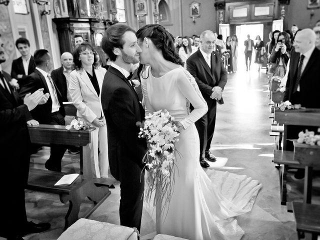 Il matrimonio di Andrea e Sonia a Concesio, Brescia 75