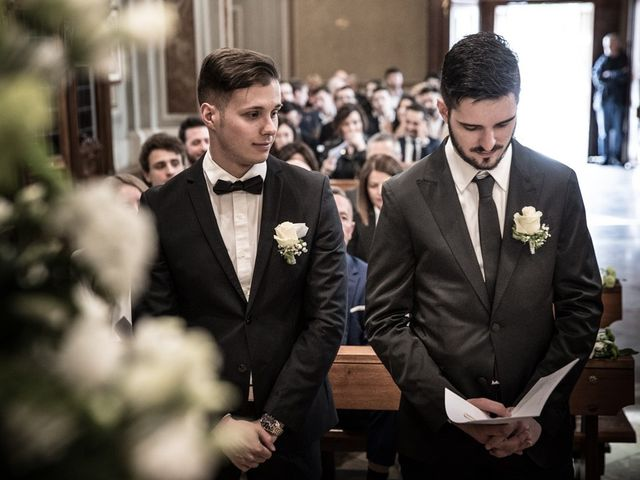 Il matrimonio di Andrea e Sonia a Concesio, Brescia 73