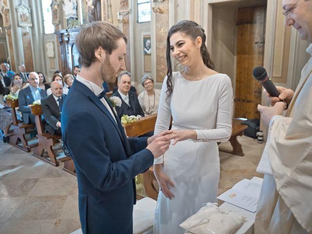 Il matrimonio di Andrea e Sonia a Concesio, Brescia 76