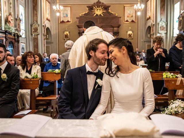 Il matrimonio di Andrea e Sonia a Concesio, Brescia 77
