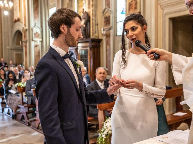 Il matrimonio di Andrea e Sonia a Concesio, Brescia 78