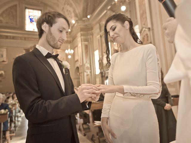 Il matrimonio di Andrea e Sonia a Concesio, Brescia 82
