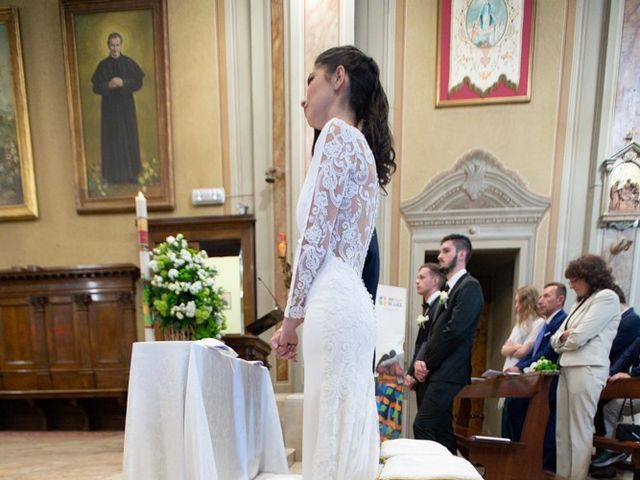 Il matrimonio di Andrea e Sonia a Concesio, Brescia 84