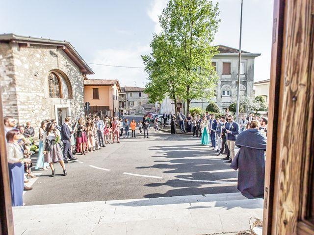 Il matrimonio di Andrea e Sonia a Concesio, Brescia 218