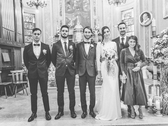 Il matrimonio di Andrea e Sonia a Concesio, Brescia 208