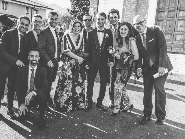 Il matrimonio di Andrea e Sonia a Concesio, Brescia 211