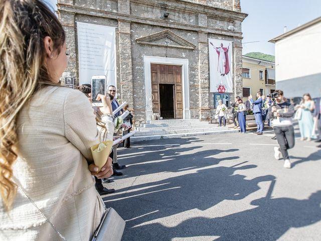 Il matrimonio di Andrea e Sonia a Concesio, Brescia 212