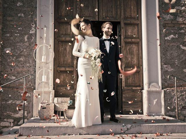 Il matrimonio di Andrea e Sonia a Concesio, Brescia 213