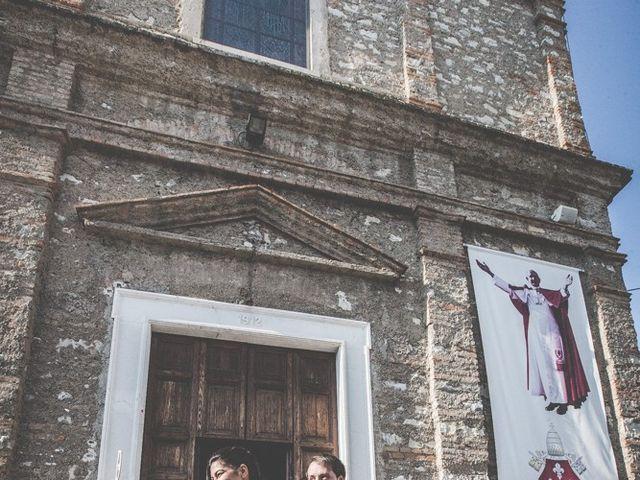 Il matrimonio di Andrea e Sonia a Concesio, Brescia 214