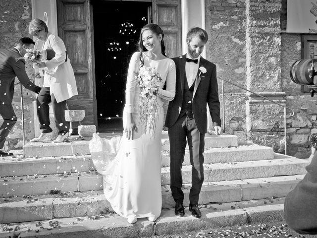 Il matrimonio di Andrea e Sonia a Concesio, Brescia 215