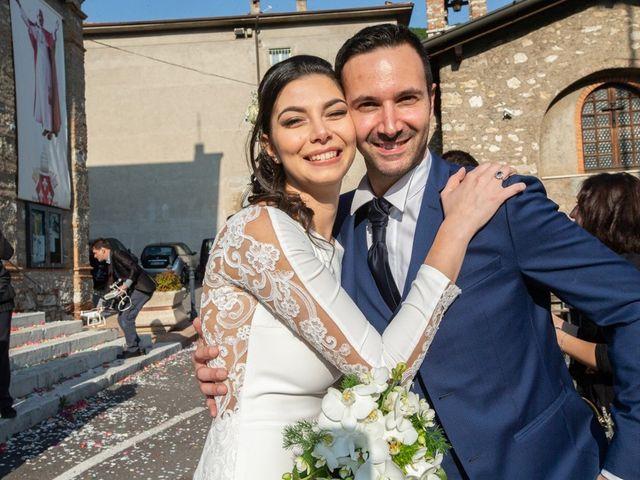 Il matrimonio di Andrea e Sonia a Concesio, Brescia 216
