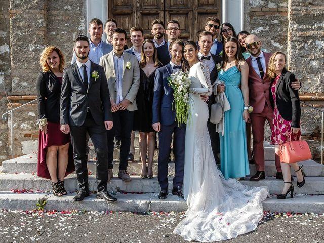 Il matrimonio di Andrea e Sonia a Concesio, Brescia 220