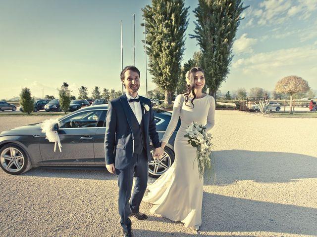 Il matrimonio di Andrea e Sonia a Concesio, Brescia 124