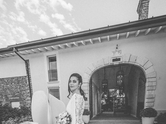 Il matrimonio di Andrea e Sonia a Concesio, Brescia 126