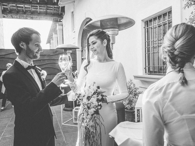 Il matrimonio di Andrea e Sonia a Concesio, Brescia 136