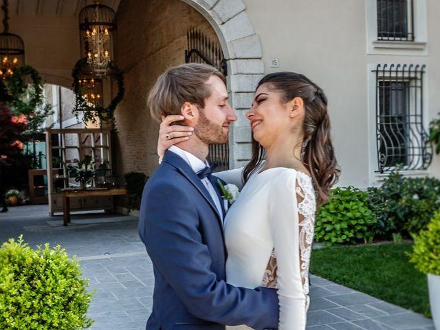 Il matrimonio di Andrea e Sonia a Concesio, Brescia 150
