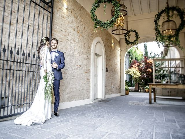 Il matrimonio di Andrea e Sonia a Concesio, Brescia 153