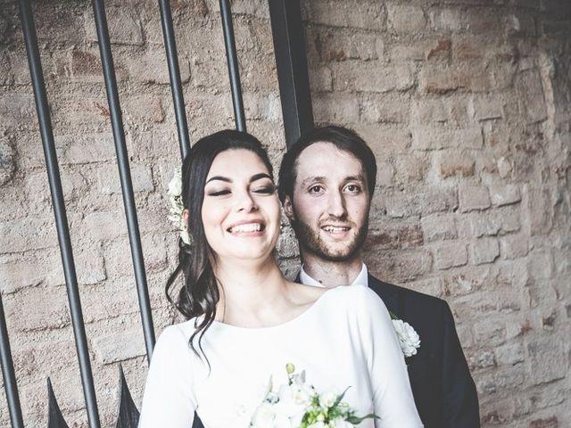 Il matrimonio di Andrea e Sonia a Concesio, Brescia 155