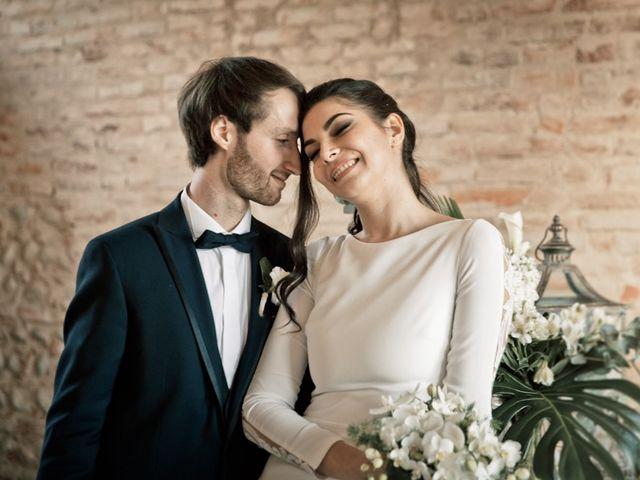 Il matrimonio di Andrea e Sonia a Concesio, Brescia 157