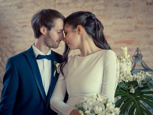 Il matrimonio di Andrea e Sonia a Concesio, Brescia 131