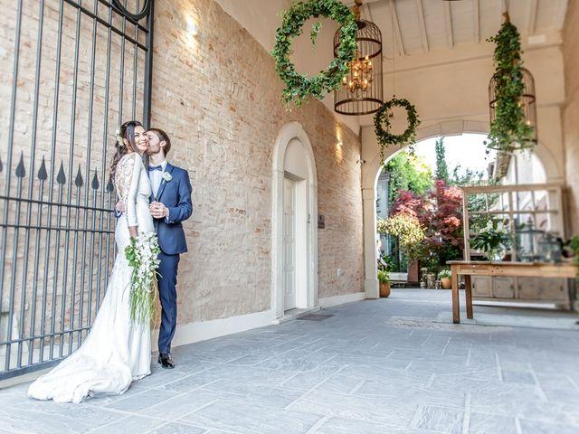 Il matrimonio di Andrea e Sonia a Concesio, Brescia 1