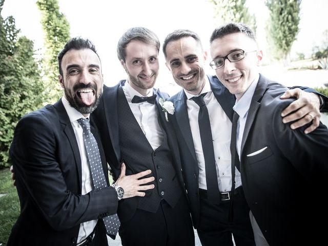 Il matrimonio di Andrea e Sonia a Concesio, Brescia 90