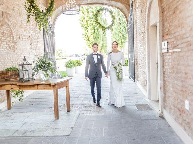 Il matrimonio di Andrea e Sonia a Concesio, Brescia 91
