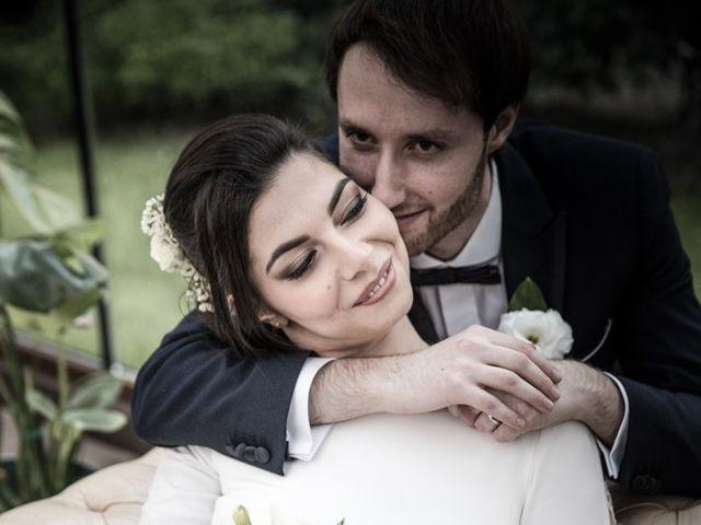 Il matrimonio di Andrea e Sonia a Concesio, Brescia 120