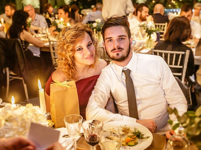 Il matrimonio di Andrea e Sonia a Concesio, Brescia 171