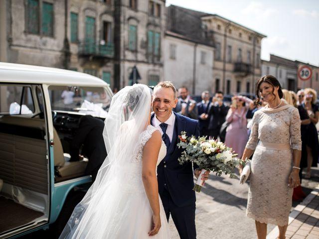 Il matrimonio di Andrea e Silvia a Verona, Verona 15