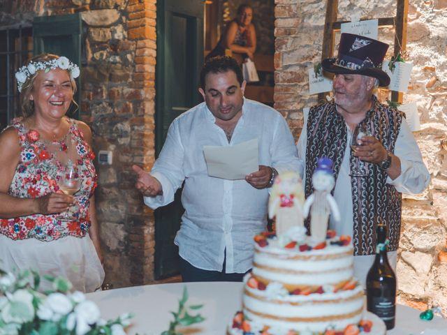 Il matrimonio di Carlo e Monica a La Valletta Brianza, Lecco 1