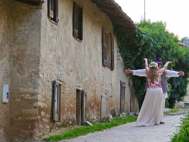 Il matrimonio di Carlo e Monica a La Valletta Brianza, Lecco 9