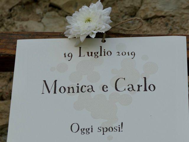 Il matrimonio di Carlo e Monica a La Valletta Brianza, Lecco 10