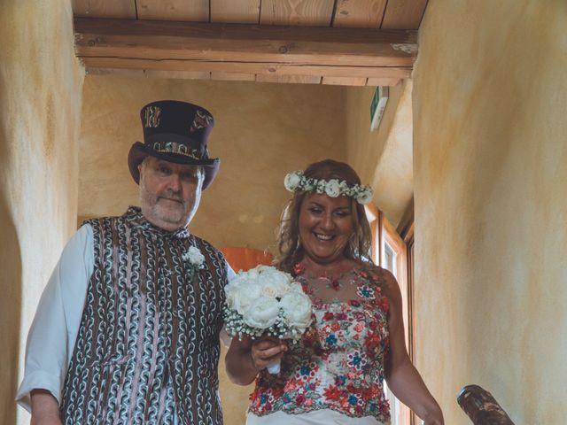 Il matrimonio di Carlo e Monica a La Valletta Brianza, Lecco 50