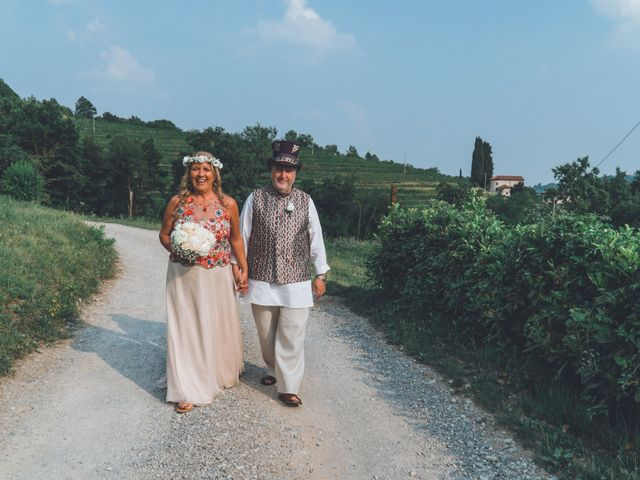 Il matrimonio di Carlo e Monica a La Valletta Brianza, Lecco 52