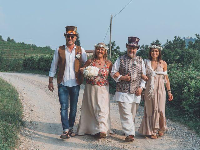 Il matrimonio di Carlo e Monica a La Valletta Brianza, Lecco 53