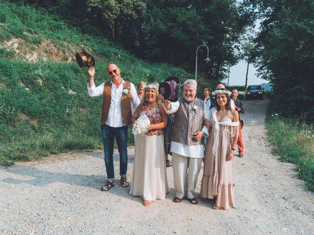 Il matrimonio di Carlo e Monica a La Valletta Brianza, Lecco 55