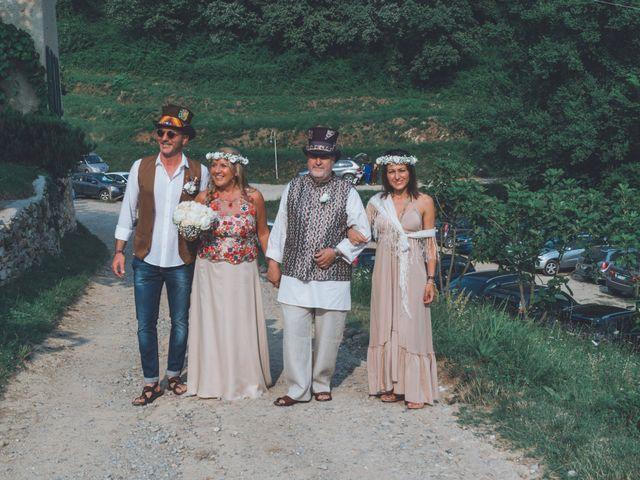 Il matrimonio di Carlo e Monica a La Valletta Brianza, Lecco 58