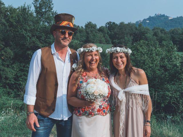 Il matrimonio di Carlo e Monica a La Valletta Brianza, Lecco 60
