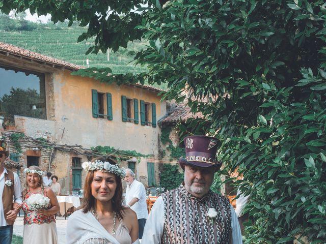 Il matrimonio di Carlo e Monica a La Valletta Brianza, Lecco 63