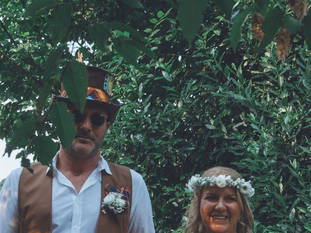 Il matrimonio di Carlo e Monica a La Valletta Brianza, Lecco 64