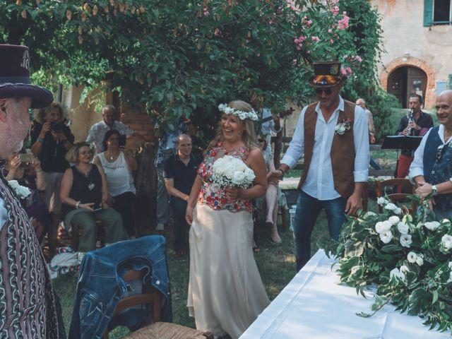Il matrimonio di Carlo e Monica a La Valletta Brianza, Lecco 65