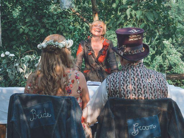 Il matrimonio di Carlo e Monica a La Valletta Brianza, Lecco 69
