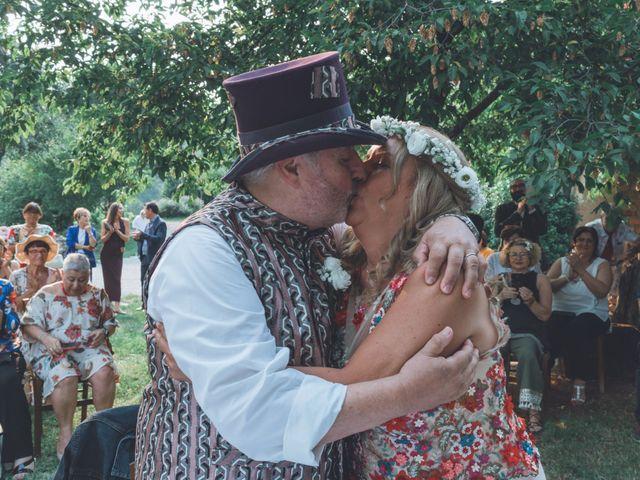 Il matrimonio di Carlo e Monica a La Valletta Brianza, Lecco 78