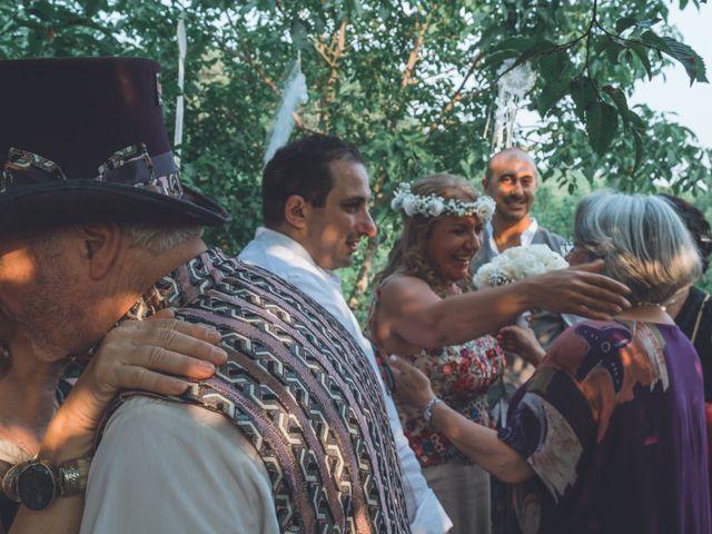 Il matrimonio di Carlo e Monica a La Valletta Brianza, Lecco 81